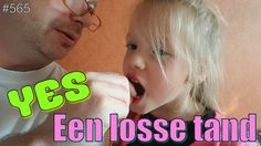 Mijn eerste losse tand vraagt veel aandacht bij de familie. Nu hij los z...
