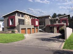 This magnificent home located in the Eye of Africa has been featured in the South African television series called Rockville, created by Connie and Shona Ferguson.  HomesInJohannesburg #PropertyForSale #JHB #Gauteng #ResidentialEstates