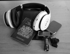 Our handy dandy carry bag with the detachable 3.5mm headphone wire makes it easy for you to travel conveniently with a pair of Nu Bass Headphones!