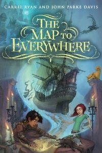 map to everywherewhat to read after harry potter new kids fantasychapter books 2014 2015 a book long enough