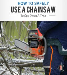 If you have ever wanted or needed to know how to cut down trees safely using a chainsaw, then this video from Husqvarna USA does an excellent job of explai