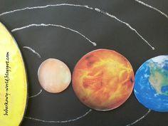 Boberkowy World : Kosmiczna wyprawa rakietą- scenariusz zajęć przedszkolnych dla 4latków