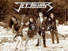 Metalheads Union: INTERVIEW WITH JET JAGUAR