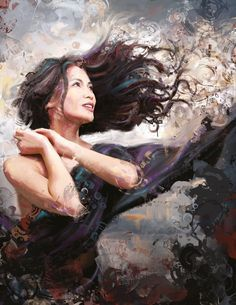 The secrets of how to transform photos into amazing painted portraits in Corel Painter.