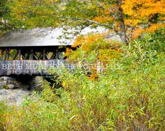Covered bridge, Newry ME