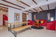 Vier Schlafzimmer Steinhaus mit Strandlage und Privatstrand - Vela Luka Bergen, Loft, Bed, House, Furniture, Home Decor, Bedroom, Living Room, Cottage House