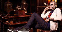 .Rick Genest Rick Genest, Web Design, Cover Tattoo, Canadian Artists, Whats New, Design Awards, Fashion Models, Designinspiration, Actors