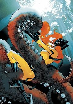 "Cool Comic Art sur Twitter : ""Patsy Walker - Hellcat by Stuart Immonen…"