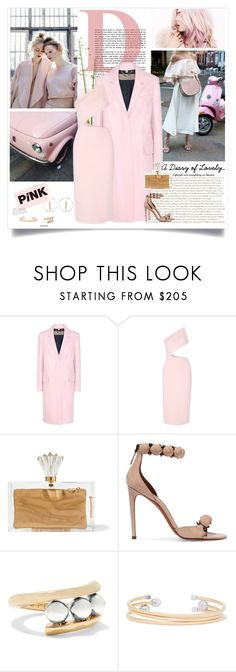 """What a Lovely November Day!"" by likepolyfashion ❤ liked on Polyvore featuring Burberry, Cushnie Et Ochs, Charlotte Olympia, Alaïa, URiBE and Charlotte Chesnais"