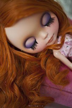 Sleeping Beauty Blythe Doll