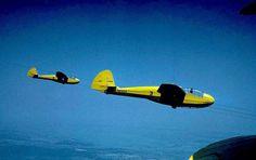 USMC glider training