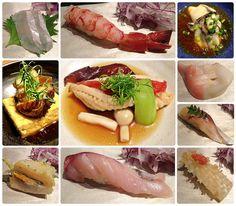 Wine Tasting + Sushi Favorites #japan