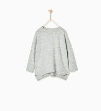SPECIAL FEEL PLUSH SWEATER - Available in more colours