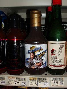 Magic Johnson's Showtime BBQ Sauce