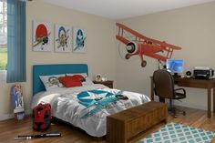 Airplane theme : T's room