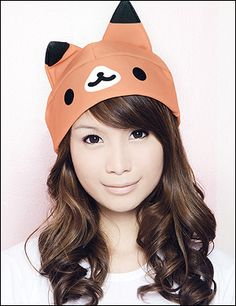 Kawaii hats are just my style !