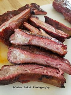 Put a little heat and sweet on your ribs with this Texas Pork Rib Rub. You can adjust the heat as desired and then enjoy all the flavor.