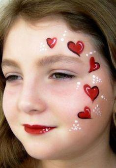 coracoes-fantasia-de-ultima-hora_mais-de-50-ideias-para-pintura-facial-infantil                                                                                                                                                                                 Mais