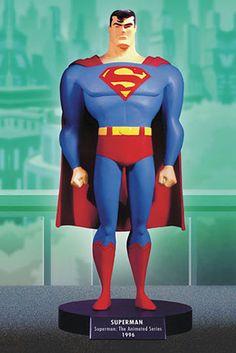 "Superman — 9.25"" (23.495cm) tall"