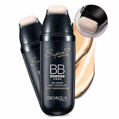 New Brand Air Cushion BB Cream Whitening Sun Block Perfect Cover Makeup Moisturizing Cosmetics Foundation Make Up Kit
