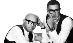 Dolce and Gabbana, whether they use the term or not, are strong advocates of natural law.