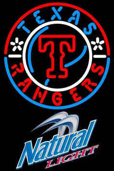 Natural Light Texas Rangers MLB Neon Sign 3 0014, Natural Light with MLB Neon Signs | Beer with Sports Signs. Makes a great gift. High impact, eye catching, real glass tube neon sign. In stock. Ships in 5 days or less. Brand New Indoor Neon Sign. Neon Tube thickness is 9MM. All Neon Signs have 1 year warranty and 0% breakage guarantee.