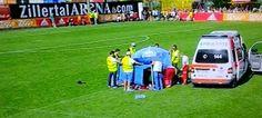 20χρονος ποδοσφαιριστής του Αγιαξ κατέρρευσε στο γήπεδο την ώρα του αγώνα (βίντεο)