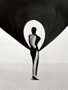 """From Herb Ritts """"L.A. Style"""" at The J. Paul Getty Museum"""