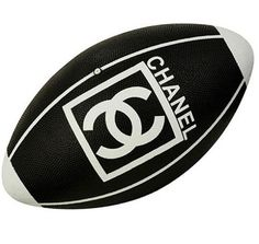 RUGBY #rugby #ball #woman #chanel