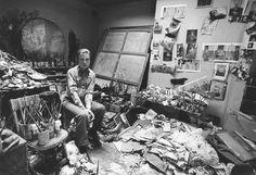 Francis Bacon atelier