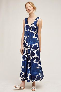 Makua Maxi Dress - anthropologie.com
