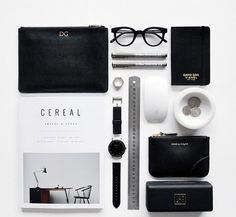Daily Essentials w/ Fifth photographer David Grr featuring his All-Black Fifth timepiece. The Fifth Watches // Minimal meets classic design: www.thefifthwatches.com