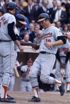Dave McNally home run (1969 World Series)