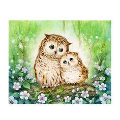 http://www.kayomiharai.com/owls.html