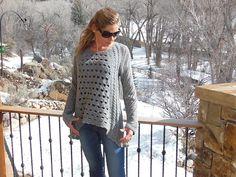 Ravelry: Inspired Sweater pattern by Boadicea Binnerts
