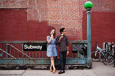 Subway engagement