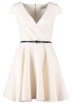 Closet Sukienka letnia - biały - Zalando.pl