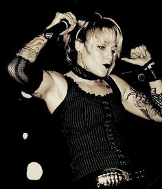 Really young Otep