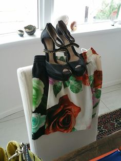 Fab Set 😚 #fashion #style #floral #fendi #rose #love #p4foz
