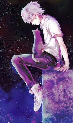 anime, boy, and manga image Neon Genesis Evangelion, Tokyo Ghoul, Anime People, Anime Lovers, Anime, Anime Characters, Boy Art, Anime Drawings, Manga
