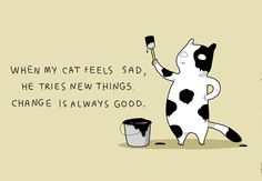 When My Cat Feels Sad