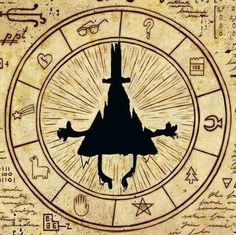 Bill Cipher, you stay right in that circle! Gravity Falls Book, Libro Gravity Falls, Gravity Falls Journal, Gravity Falls Bill Cipher, Dipper Y Mabel, Reverse Falls, Over The Garden Wall, Indie, Calm Before The Storm