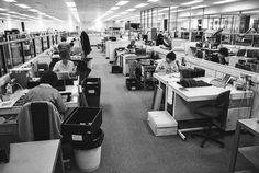 Hewlett Packard office, Edinburgh, To Let You Understand… 1988, Franki Raffles