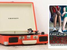 Celebrate Dorothy Koomson's new novel and win a Crosley vinyl record player