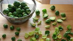 a nice collection of Brussels sprouts recipes
