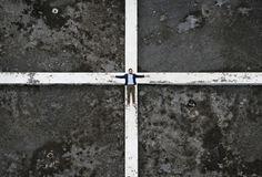 Conceptual Photography by Christian Åslund for Jim Rickey, via Yellowtrace.