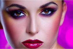 Ojos Ahumados - Para Más Información Ingresa en: http://videosdecomomaquillarse.com/ojos-ahumados/