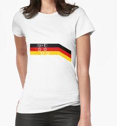 DEUTSCHLAND - Football - Soccer - Germany - Weltmeister 2014 - Back To Brasil - #Tshirt