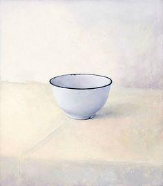 Study for Still Life With Enamel Bowl - Vivian van der Merwe 2006