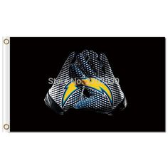 San Diego Chargers Gloves Flag Banner Helmet World Series Football Team 3ft X 5ft San Diego Chargers Banner Flag N*FL